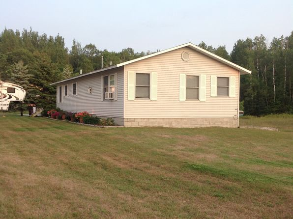 3 bed 2 bath Single Family at 7812 Allen Creek Rd Wolverine, MI, 49799 is for sale at 119k - 1 of 6