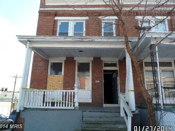 4 bed 3 bath Condo at 2401 Arunah Ave Baltimore, MD, 21216 is for sale at 65k - 1 of 24