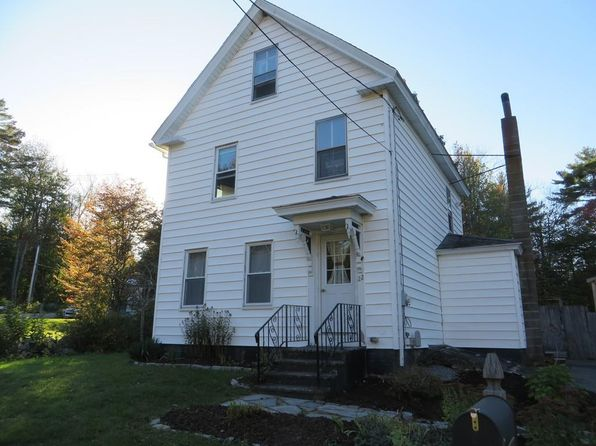 3 bed 1 bath Single Family at 22 S High St Ashburnham, MA, 01430 is for sale at 199k - 1 of 12