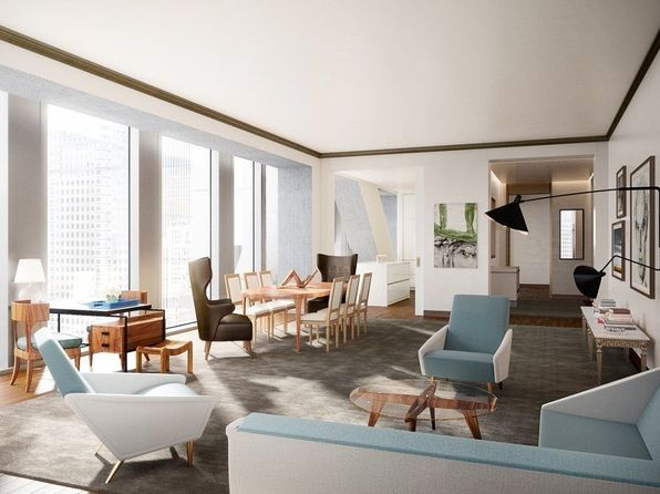 2 bed 3 bath Condo at 53 W 53rd St New York, NY, 10019 is for sale at 5.90m - 1 of 11