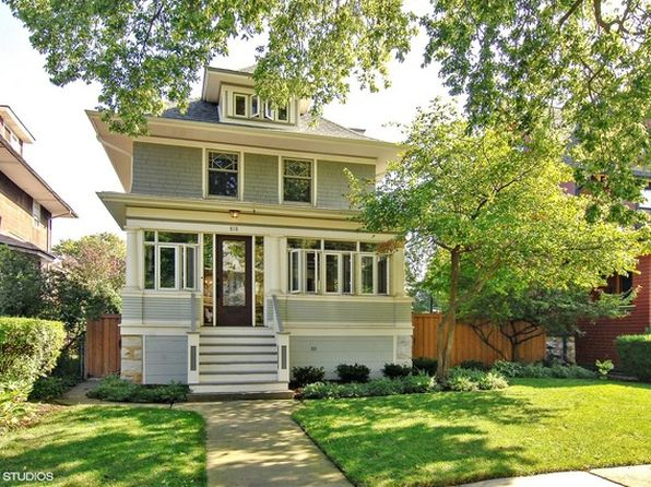 4 bed 2 bath Single Family at 818 S Elmwood Ave Oak Park, IL, 60304 is for sale at 600k - 1 of 27