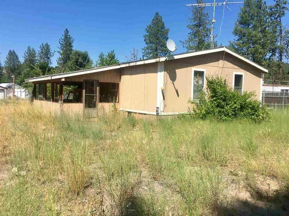 2 bed 1 bath Mobile / Manufactured at 6437 Circle Dr Nine Mile Falls, WA, 99026 is for sale at 45k - google static map
