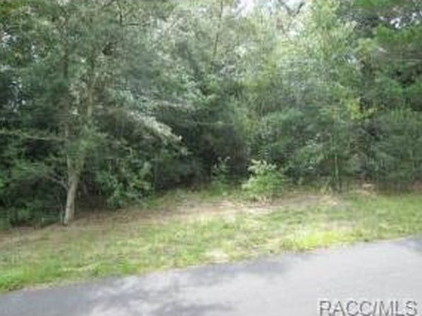 null bed null bath Vacant Land at 12399 S DAFFODIL PT FLORAL CITY, FL, 34436 is for sale at 19k - 1 of 6