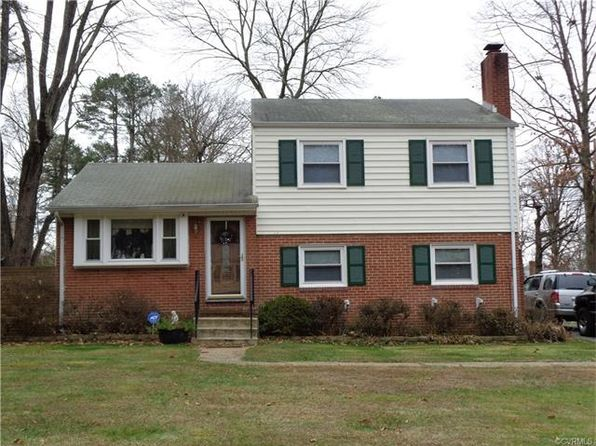 3 bed 2 bath Single Family at 9205 Minna Dr Henrico, VA, 23229 is for sale at 196k - 1 of 10