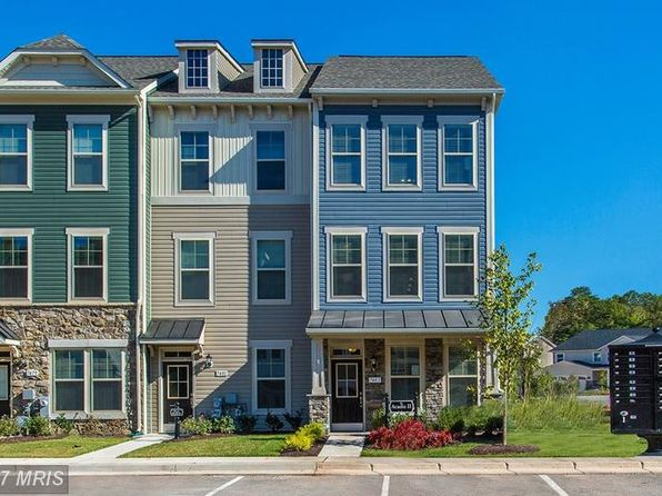 2 bed 3.5 bath Townhouse at 611 Quarterpath Way Glen Burnie, MD, 21060 is for sale at 326k - 1 of 5