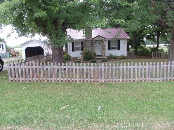 2 bed 1 bath Single Family at 535 Nc Highway 67 Boonville, NC, 27011 is for sale at 62k - 1 of 6