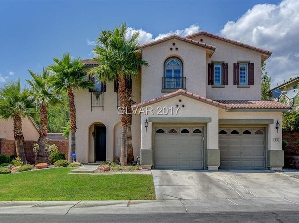 4 bed 3 bath Single Family at 367 Carlisle Crossing St Las Vegas, NV, 89138 is for sale at 448k - 1 of 33