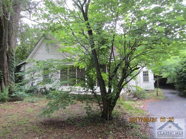 1 bed 1 bath Single Family at 215 Jefferson River Rd Athens, GA, 30607 is for sale at 37k - 1 of 12