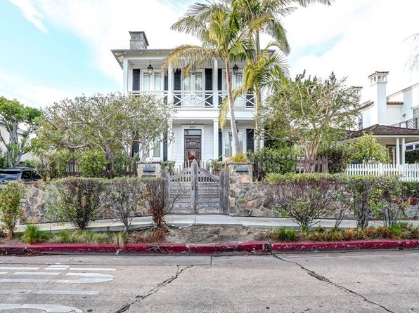4 bed 4 bath Single Family at 301 Poppy Ave Corona Del Mar, CA, 92625 is for sale at 4.10m - 1 of 45