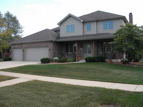 4 bed 3 bath Single Family at 2512 Bluestone Bay Dr New Lenox, IL, 60451 is for sale at 379k - 1 of 44