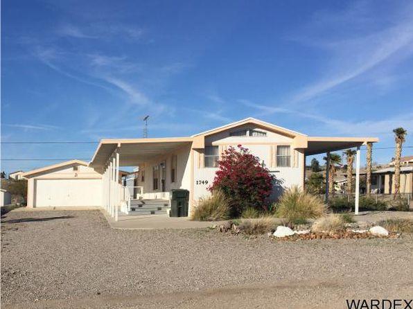 2 bed 2 bath Single Family at 1749 Talc Rd Bullhead City, AZ, 86442 is for sale at 75k - 1 of 13