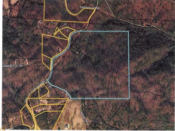 null bed null bath Vacant Land at 104.65 Acres Cutcane Rd Mineral Bluff, GA, 30559 is for sale at 680k - 1 of 10