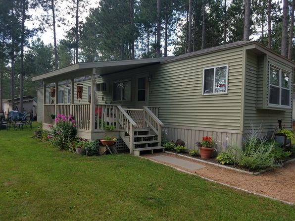 3 bed 1 bath Mobile / Manufactured at W6400 Pineland Dr Wild Rose, WI, 54984 is for sale at 17k - 1 of 22