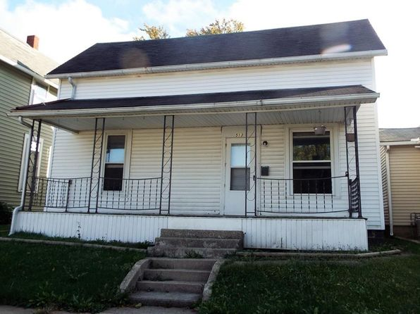 3 bed 1 bath Single Family at 513 Hendricks Ave Saint Marys, OH, 45885 is for sale at 42k - 1 of 7