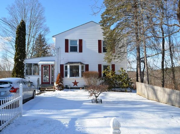 3 bed 1 bath Single Family at 20 MAIN ST BROOKFIELD, MA, 01506 is for sale at 160k - 1 of 17