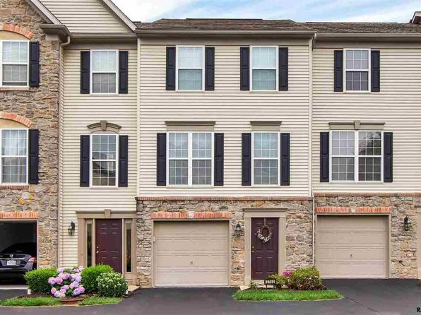 2 bed 2 bath Townhouse at 2762 Hunters Crest Dr York, PA, 17402 is for sale at 119k - 1 of 25