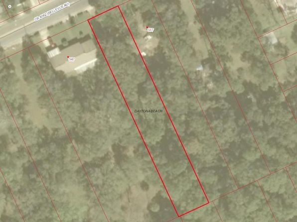 null bed null bath Vacant Land at 541 Bellevue Ave Daytona Beach, FL, 32114 is for sale at 9k - google static map