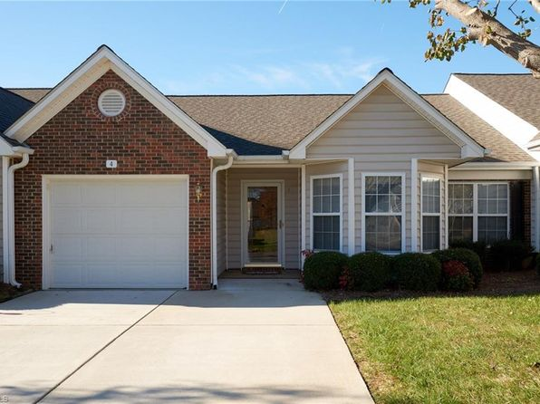 2 bed 2 bath Townhouse at 4 Rutherglen Ln Greensboro, NC, 27455 is for sale at 169k - 1 of 18