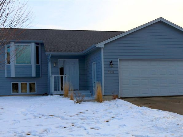 4 bed 2 bath Single Family at 7108 S Connie Ave Sioux Falls, SD, 57108 is for sale at 215k - 1 of 19