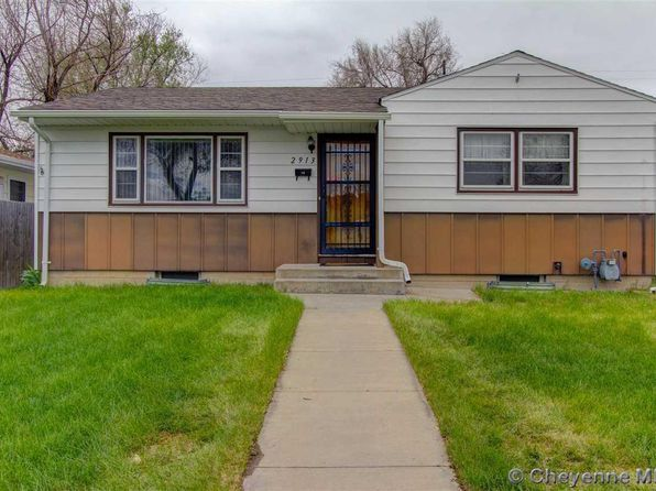 3 bed 2 bath Single Family at 2913 E 11th St Cheyenne, WY, 82001 is for sale at 172k - 1 of 10
