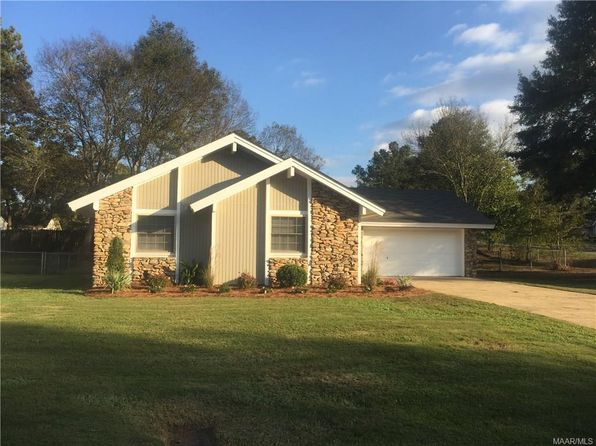 3 bed 2 bath Single Family at 150 Cotton Blossom Rd Millbrook, AL, 36054 is for sale at 125k - 1 of 25