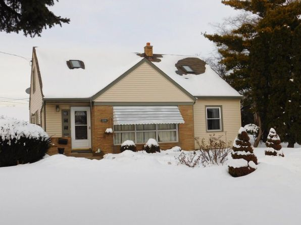 3 bed 2 bath Single Family at 7216 W Beloit Rd West Allis, WI, 53219 is for sale at 175k - 1 of 20