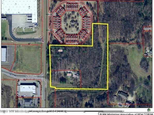 2 bed null bath Vacant Land at 6752 Elmore Rd Southaven, MS, 38671 is for sale at 750k - google static map
