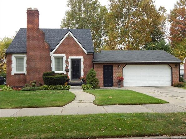 3 bed 1 bath Single Family at 12865 Woodmont Ave Detroit, MI, 48227 is for sale at 57k - google static map