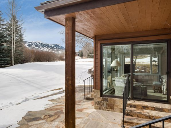 3 bed 1 bath Single Family at 86 St. Andrews Ct Snowmass Village, CO, 81615 is for sale at 3.50m - google static map