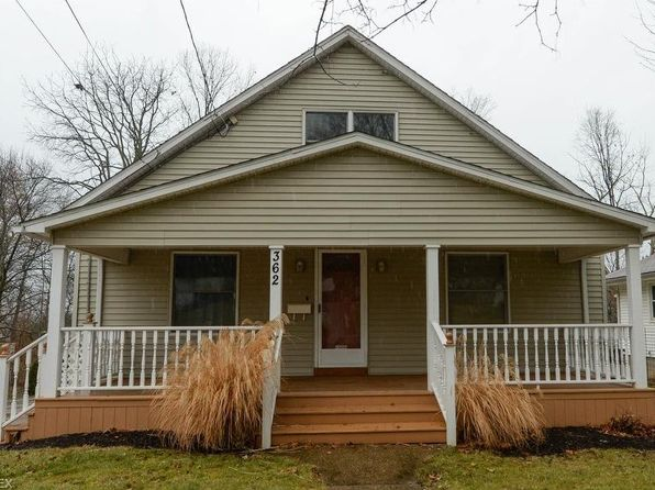 4 bed 2 bath Single Family at 362 Stetler Ave Akron, OH, 44312 is for sale at 130k - 1 of 35
