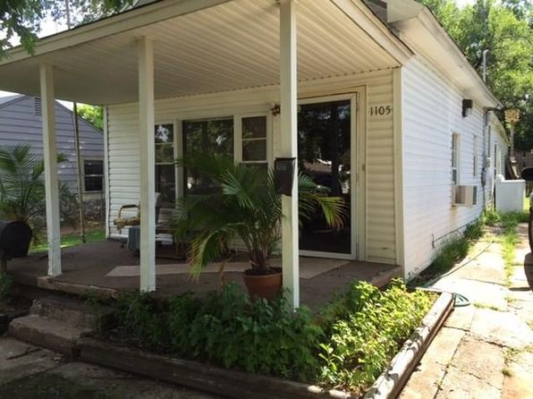 2 bed 1 bath Single Family at 1105 N Minnesota Ave Shawnee, OK, 74801 is for sale at 40k - 1 of 3