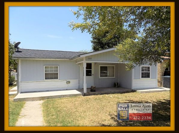 2 bed 1 bath Single Family at 1105 N Comal St Eagle Pass, TX, 78852 is for sale at 90k - 1 of 14