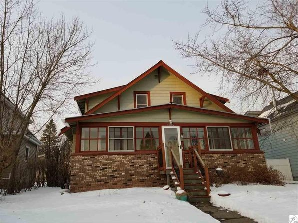 3 bed 2 bath Single Family at 4705 Dodge St Duluth, MN, 55804 is for sale at 225k - 1 of 15