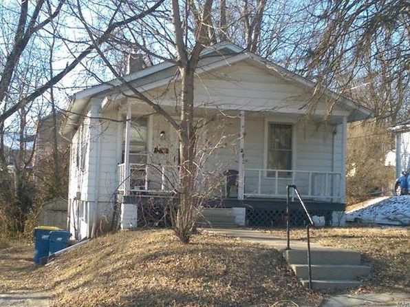 2 bed 1 bath Single Family at 231 Wyandotte St Edwardsville, IL, 62025 is for sale at 50k - google static map