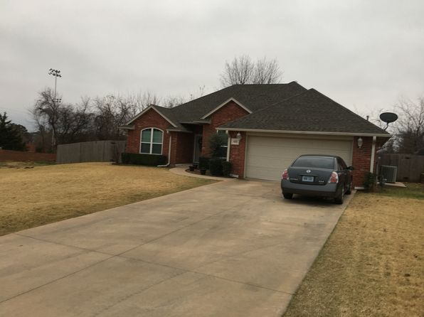 3 bed 2 bath Single Family at 422 CLEAR VIEW DR WASHINGTON, OK, 73093 is for sale at 187k - 1 of 23