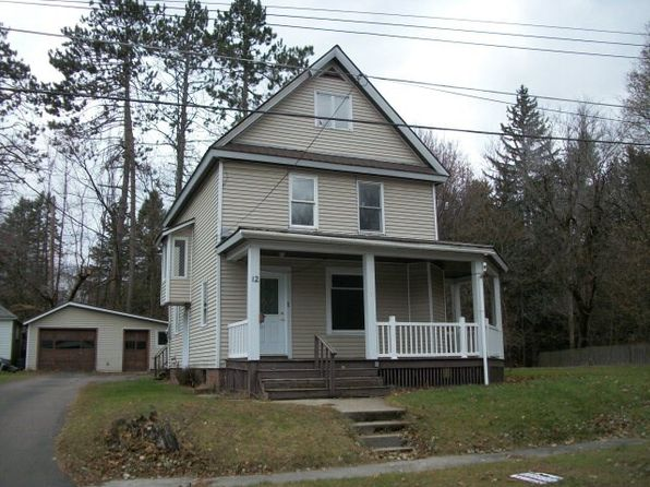 4 bed 1 bath Single Family at 12 Lawrence Ave Malone, NY, 12953 is for sale at 72k - google static map