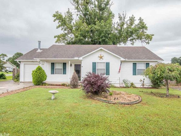 3 bed 2 bath Single Family at 9 Brittani Dr Ward, AR, 72176 is for sale at 78k - 1 of 22