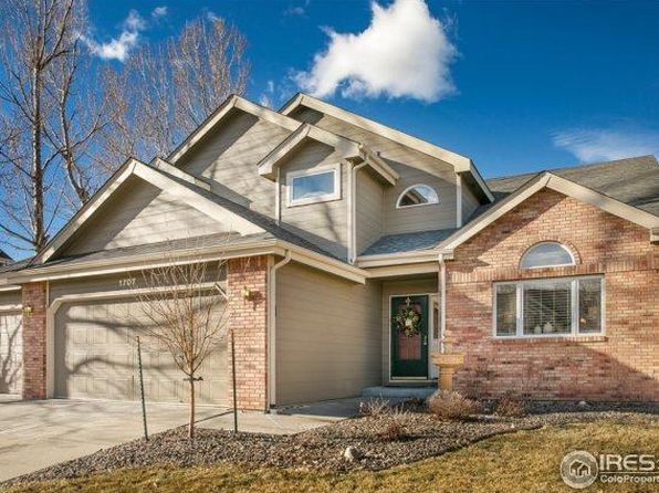 6 bed 4 bath Single Family at 1707 Overlook Dr Fort Collins, CO, 80526 is for sale at 520k - 1 of 34