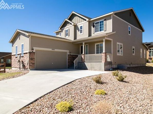 5 bed 4 bath Single Family at 5902 Monashee Ct Colorado Springs, CO, 80924 is for sale at 469k - 1 of 30