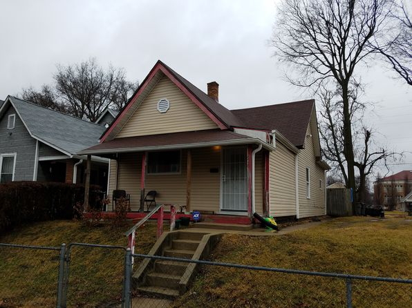 2 bed 1 bath Single Family at 1026 EUGENE ST INDIANAPOLIS, IN, 46208 is for sale at 40k - google static map