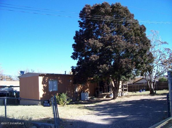 1 bed 1 bath Mobile / Manufactured at 317-319 N Cottonwood, AZ, 86326 is for sale at 122k - 1 of 7