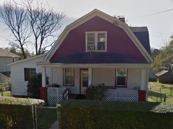 3 bed 2 bath Single Family at 1812 Hanover Ave NW Roanoke, VA, 24017 is for sale at 45k - google static map