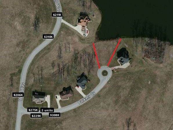 null bed null bath Vacant Land at 91 Parkers Cv Taylorsville, KY, 40071 is for sale at 29k - 1 of 3
