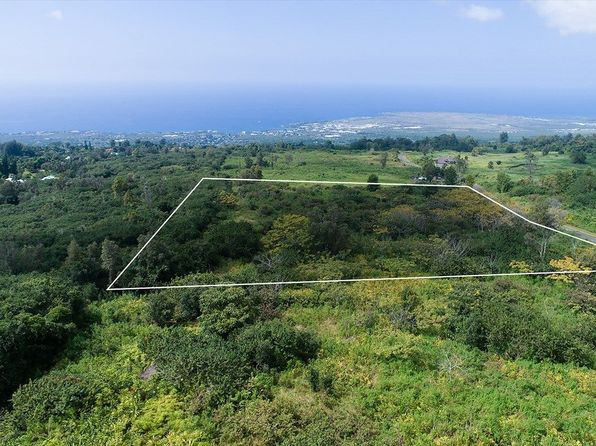 null bed null bath Vacant Land at 75-5514 Nalo Meli Dr Holualoa, HI, 96725 is for sale at 399k - 1 of 2