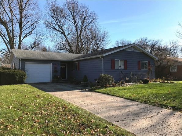 3 bed 2 bath Single Family at 708 Winthrop Dr Crawfordsville, IN, 47933 is for sale at 105k - 1 of 38