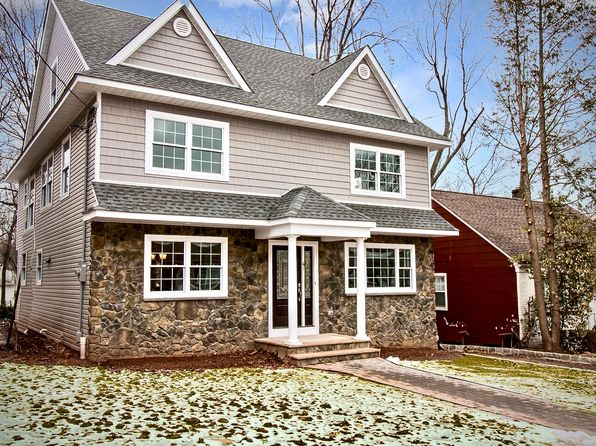 4 bed 4 bath Single Family at 41 Joerg Ave Nutley, NJ, 07110 is for sale at 700k - 1 of 26