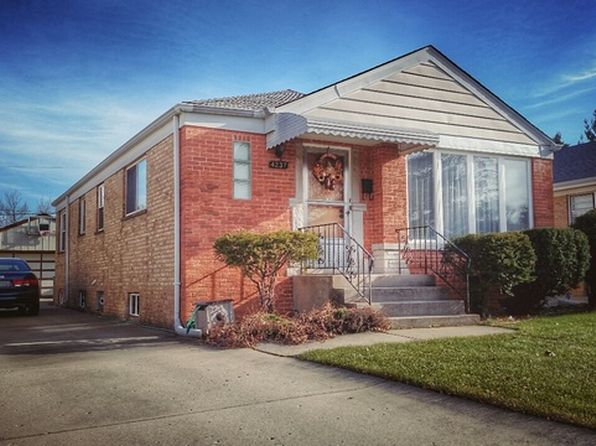 4 bed 2 bath Single Family at 4237 N Olcott Ave Norridge, IL, 60706 is for sale at 350k - 1 of 14