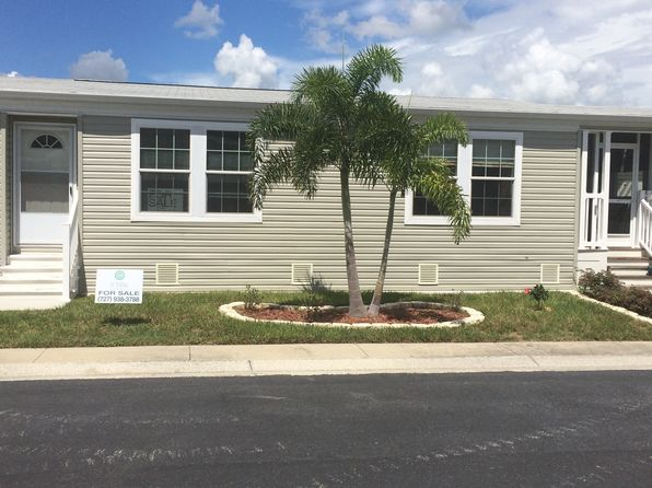 2 bed 2 bath Mobile / Manufactured at 1955 Shultz Ave Tarpon Springs, FL, 34689 is for sale at 65k - 1 of 10