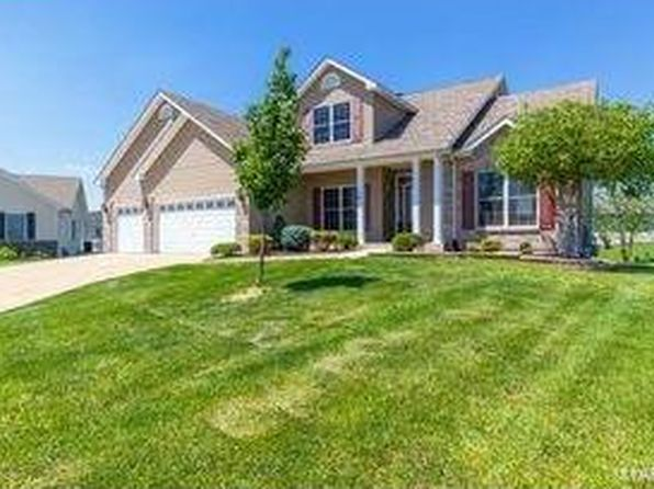 4 bed 4 bath Single Family at 19 Jacobs Pillow Ct Saint Peters, MO, 63376 is for sale at 350k - 1 of 24