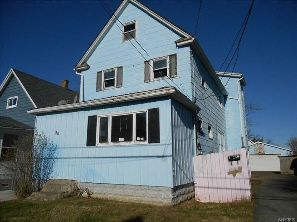 null bed null bath Multi Family at 20 Arnold Pl Lackawanna, NY, 14218 is for sale at 17k - 1 of 27